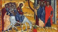 Embedded thumbnail for 2017.04.09. Palm Sunday. Sermon by Metropolitan Jonah (Paffhausen)