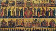 Embedded thumbnail for 2017.06.11. Sunday of All Saints. Sermon by Priest Damian Dantinne
