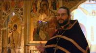 Embedded thumbnail for 2019.04.05. Three Things One Can Never Get Back. Sermon by Priest Alexander Resnikoff