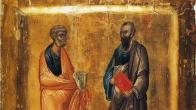 Embedded thumbnail for 2018.06.03. Eve of the Apostles' Fast. Sermon by Priest Damian Dantinne