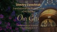 """Embedded thumbnail for 2018.10.02. Day By Day """"Our Gifts""""."""