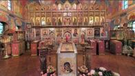 Embedded thumbnail for 2019.04.14. 5th Sunday of Great Lent. Venerable Mary of Egypt. Divine Liturgy