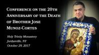 Embedded thumbnail for 2018.11.11. Conference on the 20th Anniversary of the Death of Brother Jose Munoz-Cortes