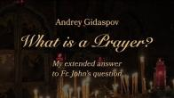 Embedded thumbnail for 2019.01.23. What is a Prayer?