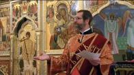 Embedded thumbnail for 2017.03.19. Sunday of the Cross. Sermon by Protodeacon  Patrick Mitchell