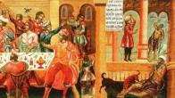 Embedded thumbnail for 2018.11.4. Parable of the Rich Man and Lazarus. Sermon by Priest Damian Dantinne