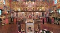 Embedded thumbnail for 2017.03.18. Sunday of the Cross. Vigil. Крестопоклонная неделя. Всенощная (English/Slavonic)