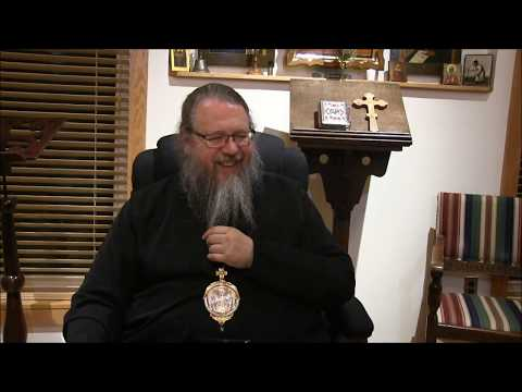 Embedded thumbnail for 2018.10.09. Selected Topics in Church History. Part 24. Talk by Metropolitan Jonah (Paffhausen)