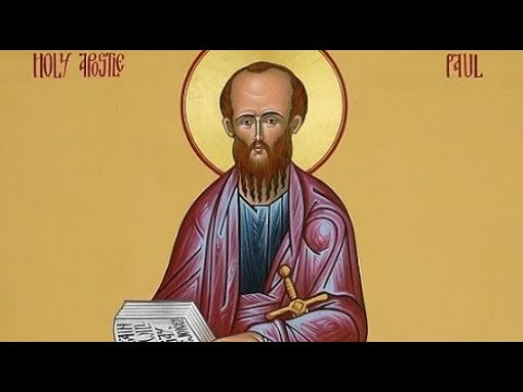 Embedded thumbnail for 2018.05.20. The First Ecumenical Council. Sermon by Priest John Johnson