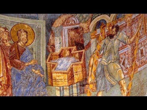 Embedded thumbnail for 2019.05.19. God and our sufferings. Sermon by Protodeacon  Patrick Mitchell