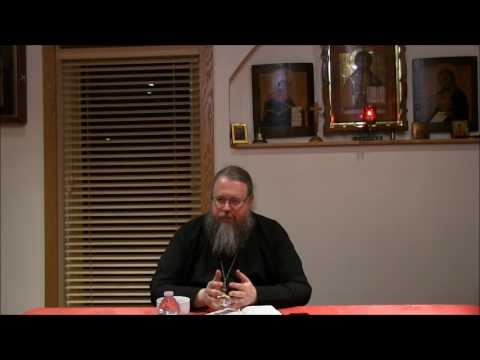 Embedded thumbnail for 2017.02.07. The Gospel of John. Part 25, Talk by Metropolitan Jonah (Paffhausen)