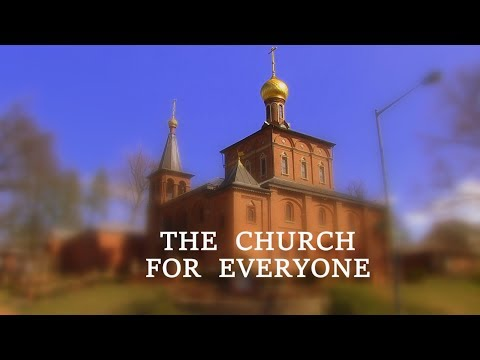 Embedded thumbnail for 2018.01.08. The Church for Everyone. Interview with Fr. Victor Potapov