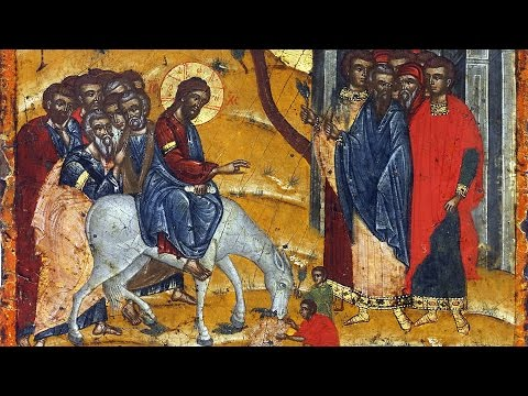 Embedded thumbnail for 2017.04.09. Palm Sunday. Sermon by Metropolitan Jonah (Paffhausen)