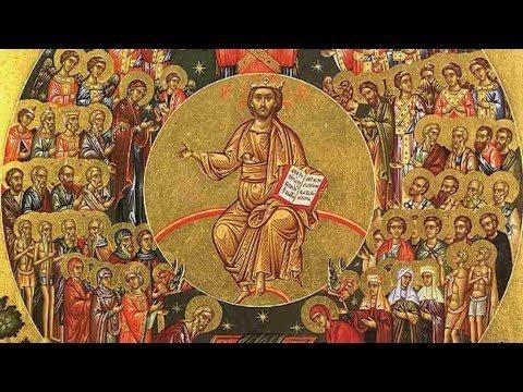 Embedded thumbnail for 2019.06.23. Неделя всех святых. Проповедь Протоиерея Виктора Потапова