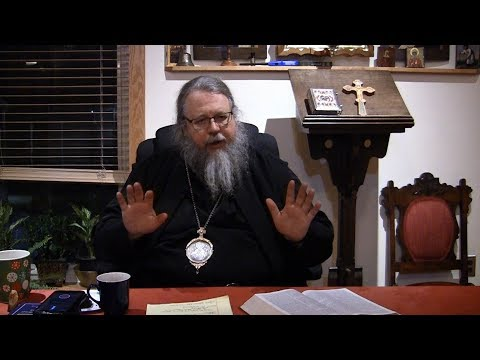 Embedded thumbnail for 2019.02.13. Prophetic Visions part 2. Talk by Metropolitan Jonah (Paffhausen)