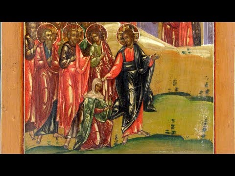 Embedded thumbnail for 2017.11.19. Which faith we need. Sermon by Priest Damian Dantinne