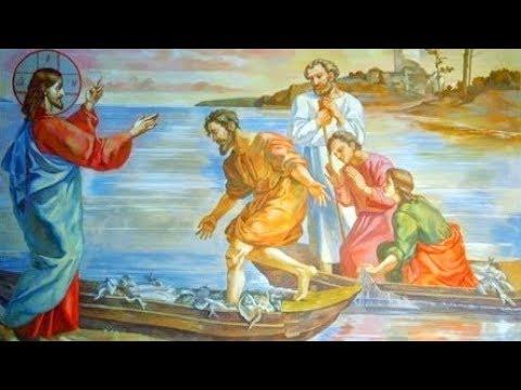 Embedded thumbnail for 2018.6.10. Calling to Discipleship of the Apostles James and John. Sermon by Priest Patrick Viscuso