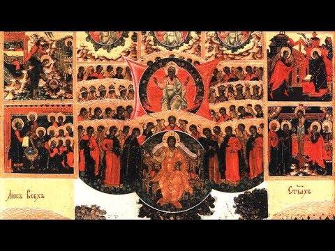 Embedded thumbnail for 2019.06.23. Why does God make saints? Sermon by Archpriest David Pratt