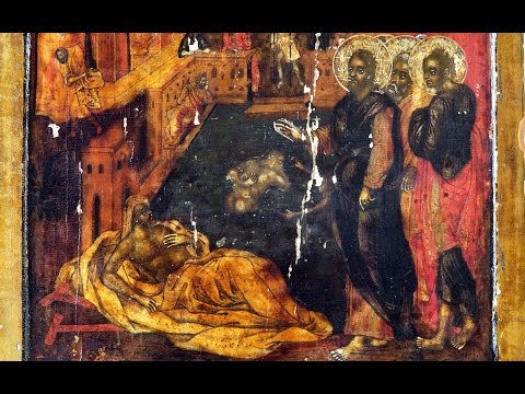 Embedded thumbnail for 05.22.16. Sunday of the Paralytic. Sermon by Metropolitan Jonah (Paffhausen)