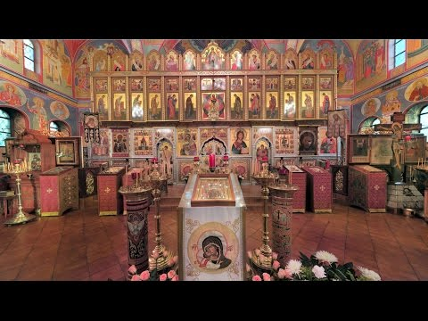 Embedded thumbnail for 2017.05.28. Sunday of the Holy Fathers of the 1st Ecumenical Council. Divine Liturgy