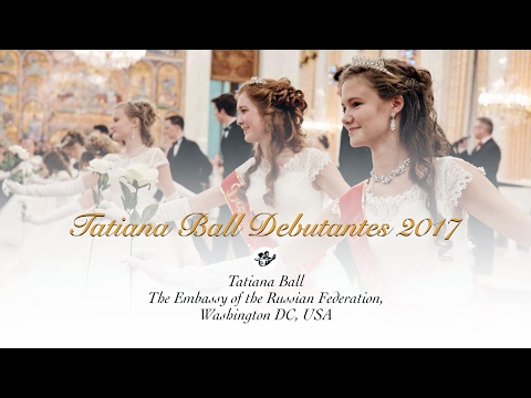 Embedded thumbnail for 2017.01.27. Tatiana Ball Debutantes 2017