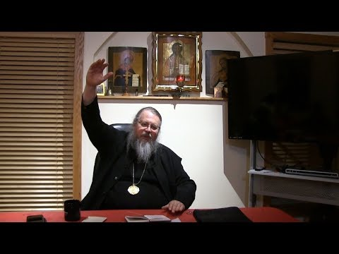 Embedded thumbnail for 2018.02.13. The Divine Liturgy. Part 16. Talk by Metropolitan Jonah (Paffhausen)
