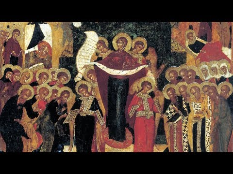 Embedded thumbnail for 2017.10.14. Protection of the Theotokos. Покров Богородицы. Sermon by Archpriest Victor Potapov