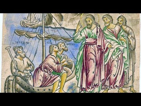 Embedded thumbnail for 2017.06.18. Calling of the Apostles. Sermon by Priest  Patrick Viscuso