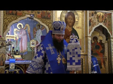 Embedded thumbnail for 2019.04.07. О добродетели смирения. Проповедь Епископа Николая (Ольховского)