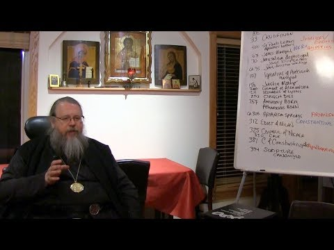 Embedded thumbnail for 2018.03.13. Selected Topics in Church History. Part 3. Talk by Metropolitan Jonah (Paffhausen)