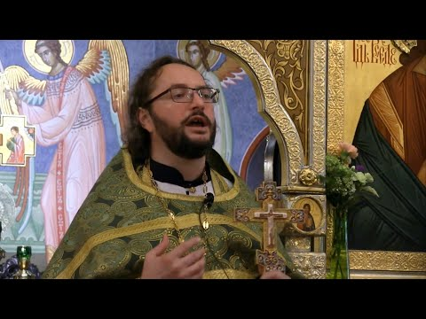 Embedded thumbnail for 2019.06.30. Following Christ. Sermon by Priest Alexander Resnikoff