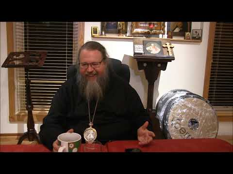 Embedded thumbnail for 2018.11.06. Selected Topics in Church History. Part 25. Talk by Metropolitan Jonah (Paffhausen)