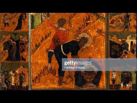 Embedded thumbnail for 2019.09.11. Beheading of St John the Baptist. Sermon by Archpriest Victor Potapov