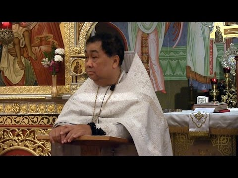 Embedded thumbnail for 05.22.16. Sunday of the Paralytic. Sermon by Archimandrite Daniel (Byantoro)