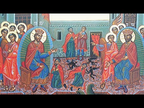 Embedded thumbnail for 2018.02.18. On Forgiveness. Sermon by Priest Damian Dantinne
