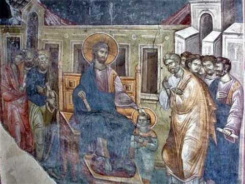 Embedded thumbnail for 2017.08.20. Parable of the Unmerciful Debtor. Sermon by Priest Damian Dantinne