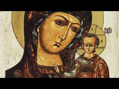 Embedded thumbnail for 2019.07.21. Jesus Christ Saves. The Mother of God Delivers. Sermon by Archpriest David Pratt