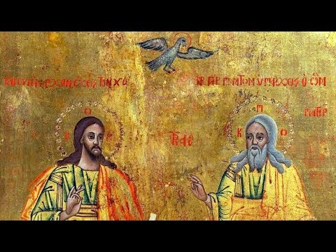 Embedded thumbnail for 2019.06.16. Holy Trinity Sunday. Sermon by Archpriest David Pratt